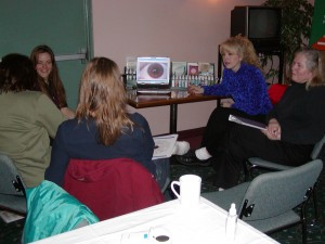 Emotional BLueprint Class - Georgina Cyr Iridology Courses