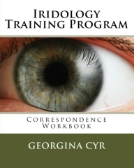 Iridology Course Book - Georgina Cyr