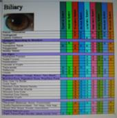Biliary Iris Analysis Form